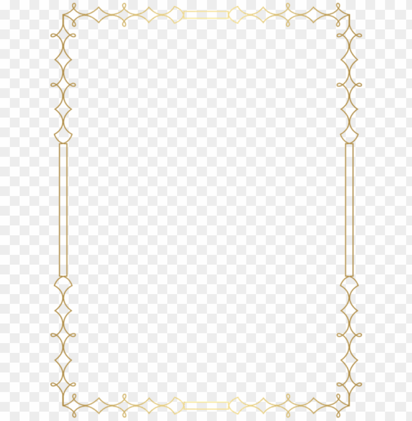 Border Frame Png Png Free Png Images Toppng