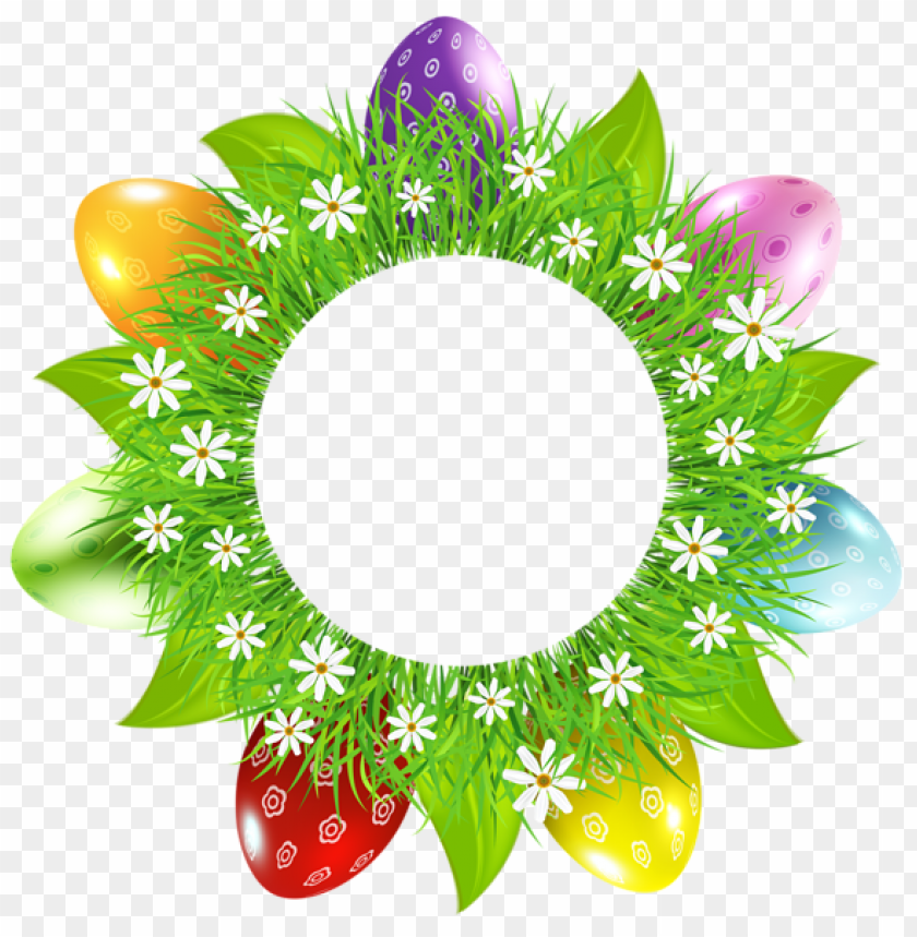 Happy Easter Decoration Png Free Png Images Toppng