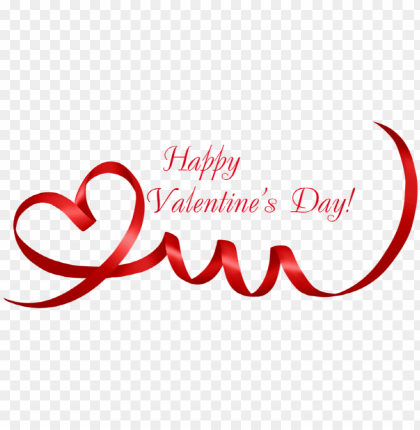Happy Valentine S Day Decoration Png Png Free Png Images Toppng