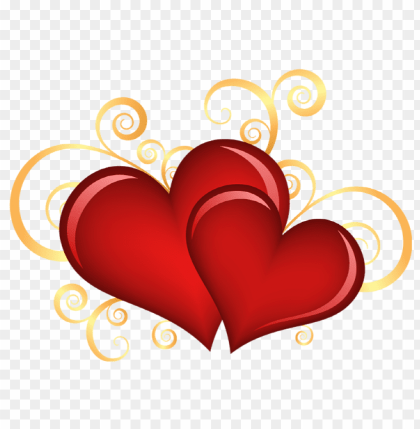 Transparent Hearts Png Free Png Images Toppng